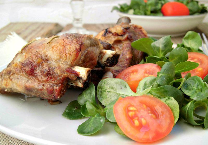 costine di maiale al forno tenere e succulente - Come Cucinare Le Puntine Di Maiale