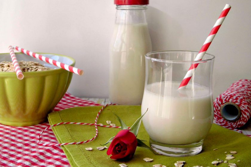 come fare in casa il latte d'avena