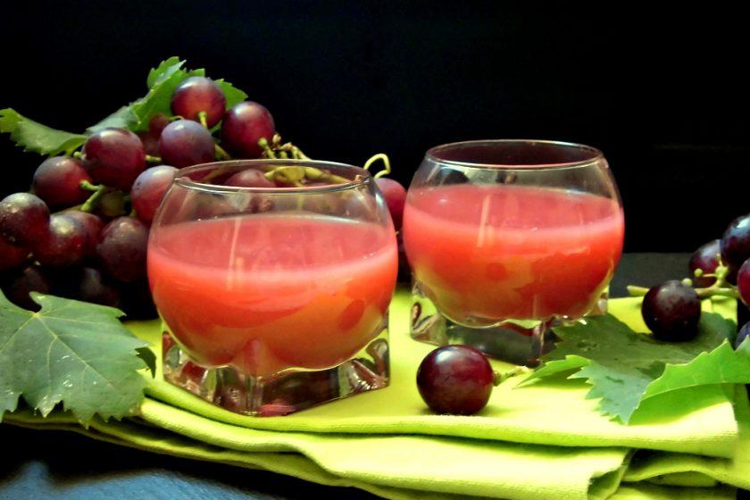 Succo d'uva un concentrato di sostanze preziose