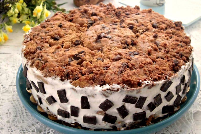 Chocolate chip cookies cake no bake.jpg