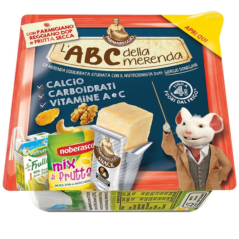 ABC di una sana merenda