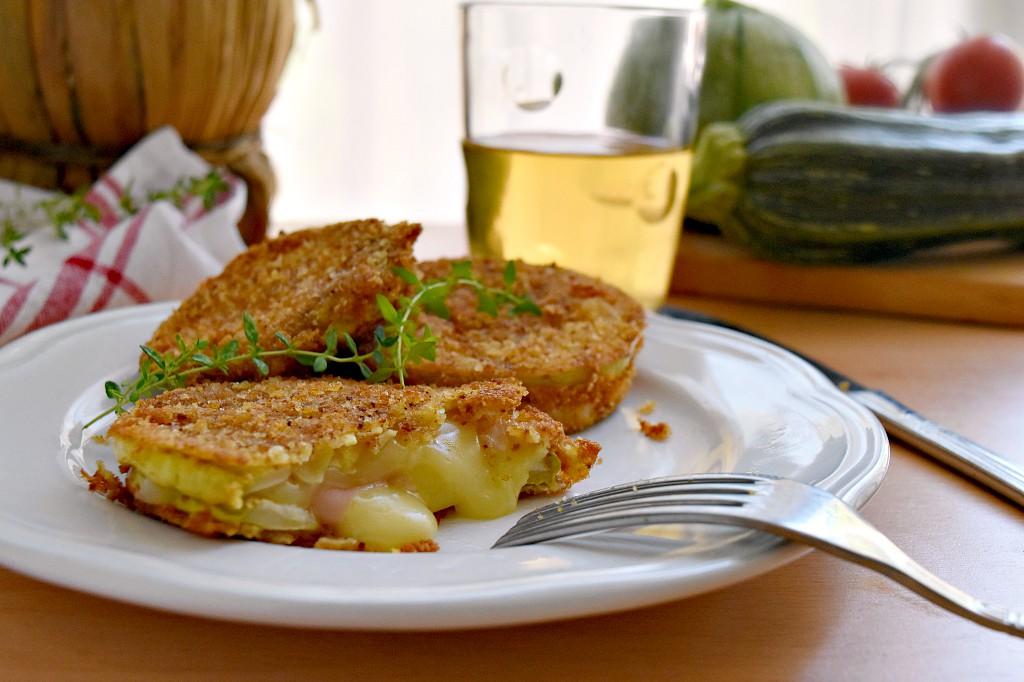 sandwich di zucchine