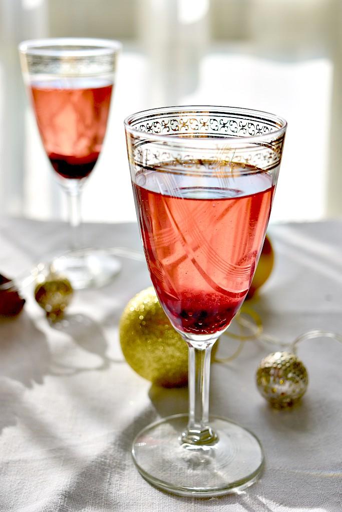 cocktail bellini variante