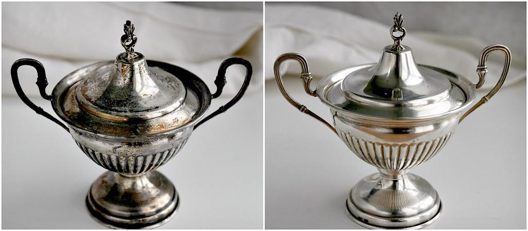 Come pulire l'argento ossidato in modo facile e veloce